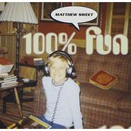 100% Fun By Matthew Sweet On Audio CD Album 2013 - XX620601