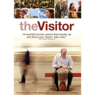 Visitor The On DVD With Richard Jenkins Drama - XX631232