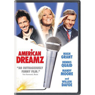 American Dreamz On DVD with Willem Dafoe - XX641199