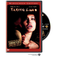 Taking Lives Director's Cut Widescreen Edition On DVD with Angelina - XX642104