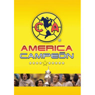 America Campeon 40 Anos Como Pumas 2004 Language: Spanish On DVD - E321990