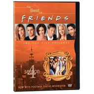 The Best Of Friends: Season 4 The Top 5 Episodes On DVD With Jennifer - DD573299