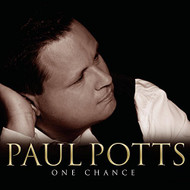 One Chance By Paul Potts On Audio CD Album 2007 - DD573784