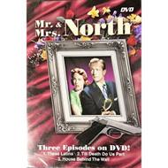 Mr & Mrs North: Three Episodes On DVD! With Richard Denning 3 - DD577906