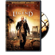 I AM Legend Widescreen Single-Disc Edition On DVD - DD582156
