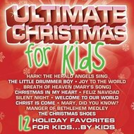 Ultimate Christmas 4 Kids On Audio CD Album - DD598342