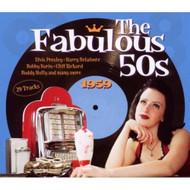 Fabulous 50S-1959 By Fabulous 50S On Audio CD Album 2010 - DD604645