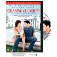 Chasing Liberty Full Screen Edition On DVD With Mandy Moore - DD611851