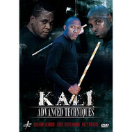 Kali: Advanced Techniques On DVD with Fidele Tatefo Wamba  Willy - DD623528