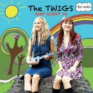 Jump Right In By The Twigs On Audio CD Album 2013 - DD626382