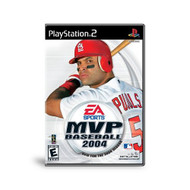 MVP Baseball 2004 For PlayStation 2 PS2 - EE529789