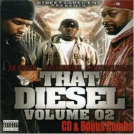 That Diesel Vol 2 On Audio CD Album 2007 - EE538642