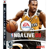 NBA Live 08 For PlayStation 3 PS3 Basketball With Manual And Case - EE547040