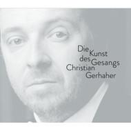 Christian Gerhaher: Art Of Song By Gerhaher Christian On Audio CD - EE548096