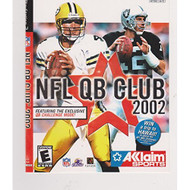 NFL Qb Club 2002 For PlayStation 2 PS2 Football - EE551725