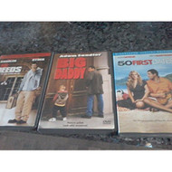Mr Deeds F/S/Big Daddy WS/50 First Dates F/S Triple Feature On DVD - EE560315