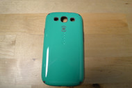 Speck CandyShell Case For Samsung Galaxy S III Green/graphite Gray - EE560400