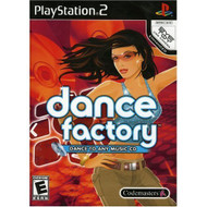 Dance Factory For PlayStation 2 PS2 - EE570242
