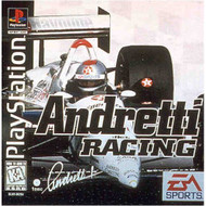 Andretti Racing: For PlayStation 1 PS1 - EE579798