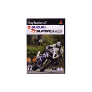 Suzuki Superbikes For PlayStation 2 PS2 Racing - EE591654