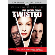 Twisted Full Screen Edition On DVD With Ashley Judd Mystery - XX636264