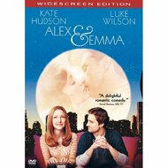 Alex & Emma Widescreen Edition On DVD With Kate Hudson Comedy - XX637591