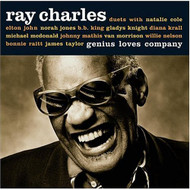 Genius Loves Company By Ray Charles On Audio CD Album 2004 - DD572072