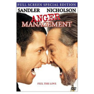 Anger Management Full Screen Edition On DVD With Woody Harrelson - DD573158