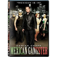 Mexican Gangster On DVD With Damian Chapa - DD602198