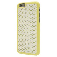 End Scene Case For Apple iPhone 6 Yellow/White Cover 6S - DD602571