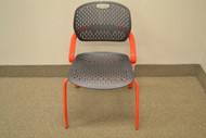Bretford Explore Chair Armless With Glides EDUSTG1-RAGRN - DD611937
