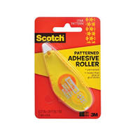 Scotch Stars Patterned Adhesive Roller 6061-STR-EDU - DD629629