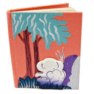 Mr Ellie Pooh Small Notebook Pink Snb-Pink - DD630231