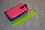 Platinum Series Case For Samsung Epic 4G Touch Mobile Phones Pink - EE208837