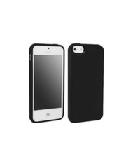Black Tpu Shell Case For Apple iPhone 5 5S SE Cover Fitted - EE446512