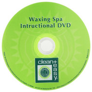 Clean Easy Professional Waxing Spa DVD - EE498904