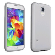 Belkin Grip Candy 1.5 Case For Samsung Galaxy S5 Clear/Gravel Cover - EE538906