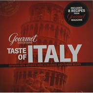 Taste Of Italy By Guido Luciani On Audio CD Album 2013 - EE545486