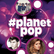 Planetpop On Audio CD Album Import 2012 - EE550457