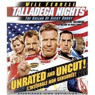 Talladega Nights: The Ballad Of Ricky Bobby 2006 Hd/Blu On Blu-Ray - EE551348