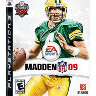 Madden NFL 09 For PlayStation 3 PS3 Football - EE622261