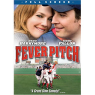 Fever Pitch Full Screen Edition On DVD With Drew Barrymore Romance - XX610279