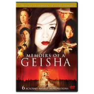 Memoirs Of A Geisha Full Screen 2-Disc Special Edition On DVD With - XX632173