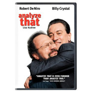 Analyze That Widescreen On DVD With Robert De Niro Comedy - DD577910