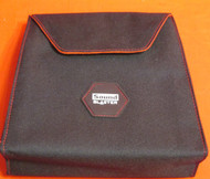 Sound Blaster Headphone Carry Case Black Red - EE485572