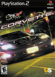 Corvette For PlayStation 2 PS2 Racing Flight - EE524346