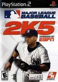 MLB 2K5 For PlayStation 2 PS2 Baseball - EE524473