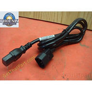 HP Iec To Iec AC Power Cable 2M 6FT 142263-001 - EE542149