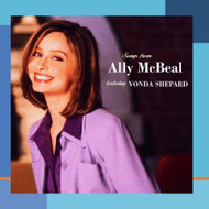 Songs From Ally McBeal Featuring Vonda Shepard Television Series By - XX611548
