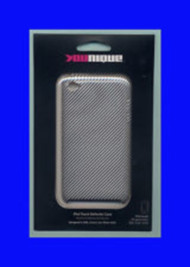 Apple iPod Touch Deflector Case 4th Generation Grey Gray Fitted - EEGG41156